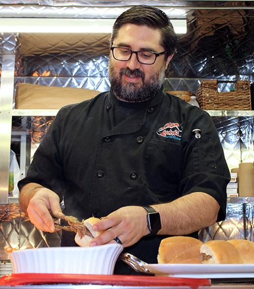 Chef Rafi Nieto